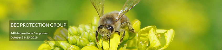 "14th International Symposium ""Hazards of Pesticides to Bees"""